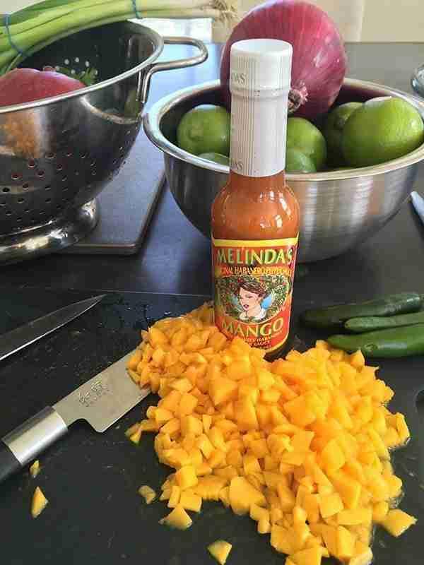 Melinda's Mango Salsa