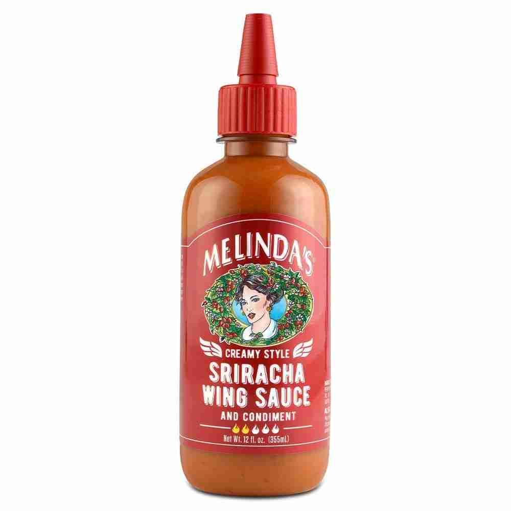 Melinda's Creamy Style Sriracha Wing Sauce