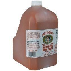 Melinda's Creamy Style Habanero Wing Sauce (Gallon)