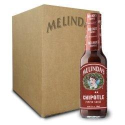 Melinda's Chipotle Pepper Hot Sauce (12 pk Case)