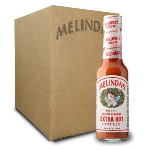 Melinda's Original Habanero Extra Hot Sauce (12 pk Case)
