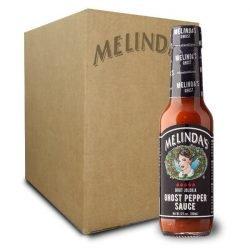 Melinda's Ghost Pepper Hot Sauce (12 pk Case)