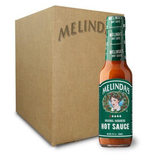 Melinda's Original Habanero Hot Sauce (12 pk Case)