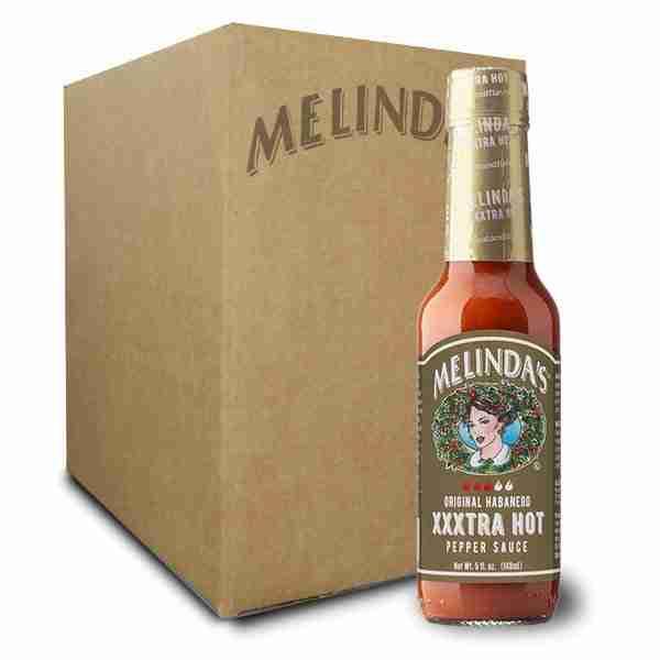 Melinda's Original Habanero XXXtra Hot Sauce (12 pk Case)