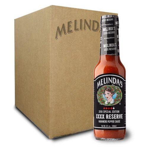Melinda's Original Habanero XXXXtra Reserve Hot Sauce (12 pk Case)