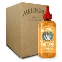 Melinda's Creamy Style Wing Sauce (6 pk Case)