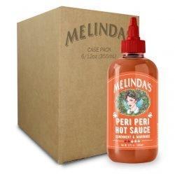 Melinda's Peri Peri Hot Sauce (6 pk Case)