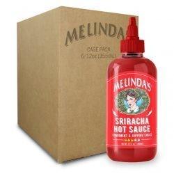 Melinda's Sriracha Hot Sauce (6 pk Case)
