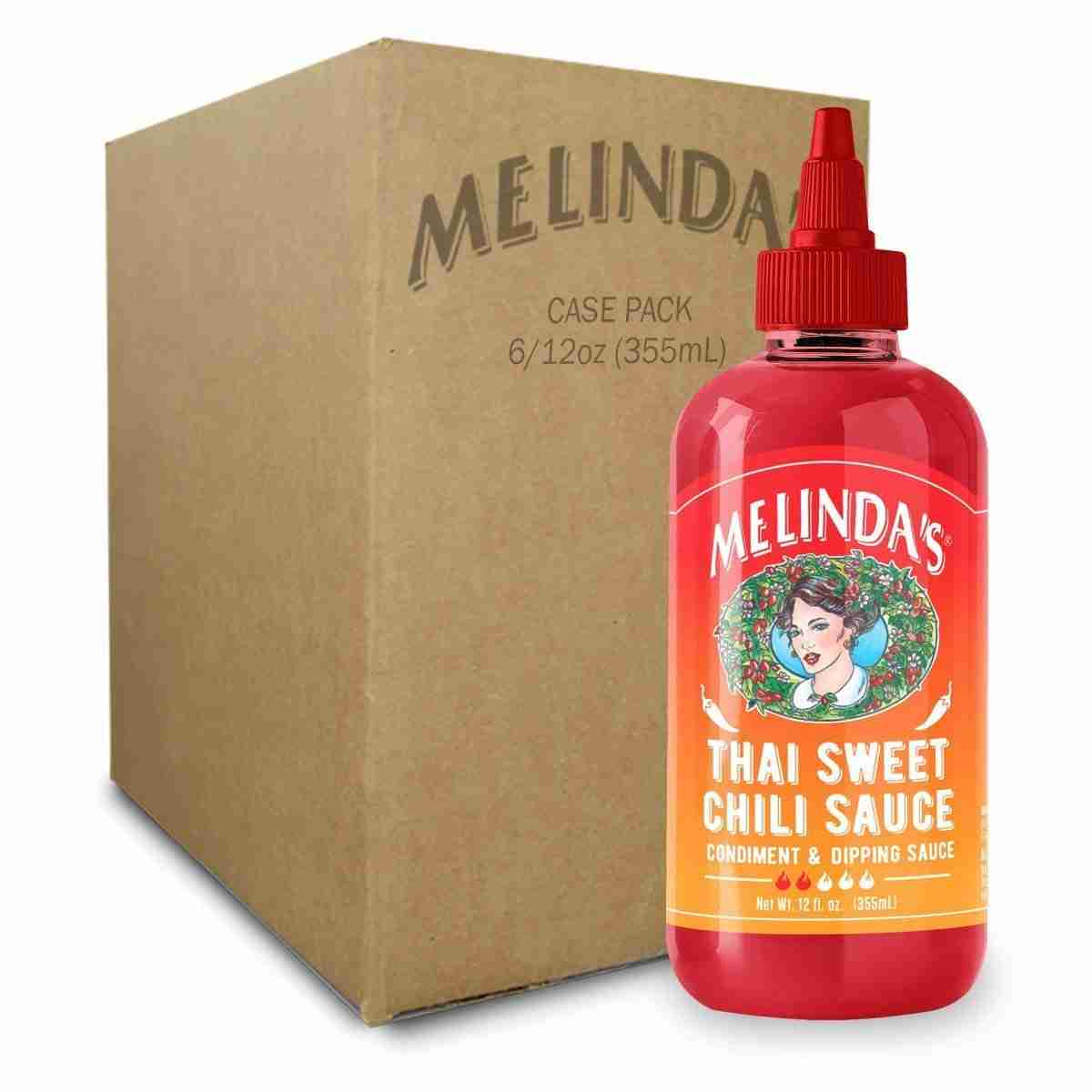 Melinda's Thai Sweet Chili Sauce (6 pk Case)