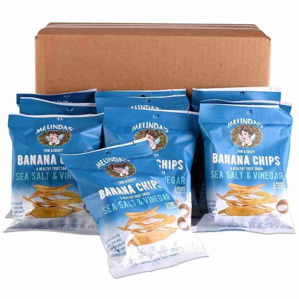 1.5oz Banana Chip 10pack Salt Vinegar