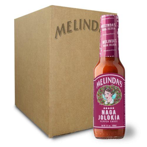 Melinda's Naga Jolokia Pepper Hot Sauce (12 pk Case)