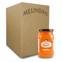 Melinda's Whole Fruit Preserves Pineapple (6pk Case)