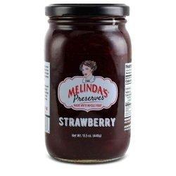 Melinda's Whole Fruit Preserves Strawberry