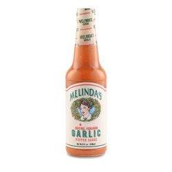 Melinda's Original Habanero Garlic Pepper Sauce 10oz