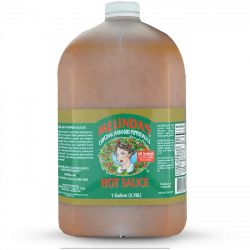 Melinda's Original Habanero Hot Sauce (Gallon)
