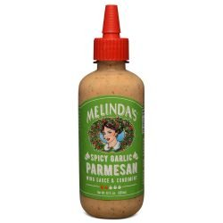 Melinda's Spicy Garlic Parmesan Wing Sauce & Condiment