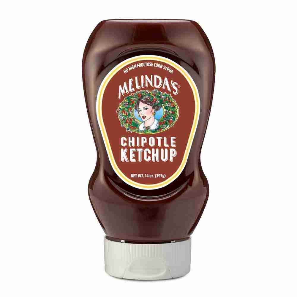 Melinda's Chipotle Ketchup (Squeeze)