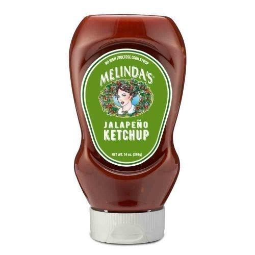 Melinda's Jalapeño Ketchup (Squeeze)