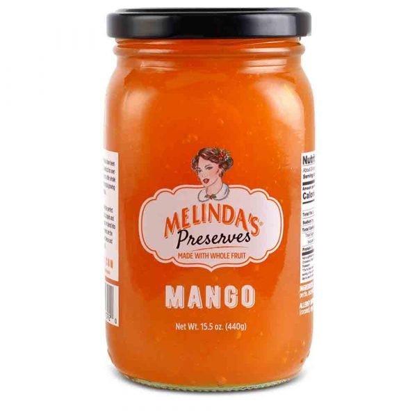 Melinda's Whole Fruit Preserves Mango (6pk Case)