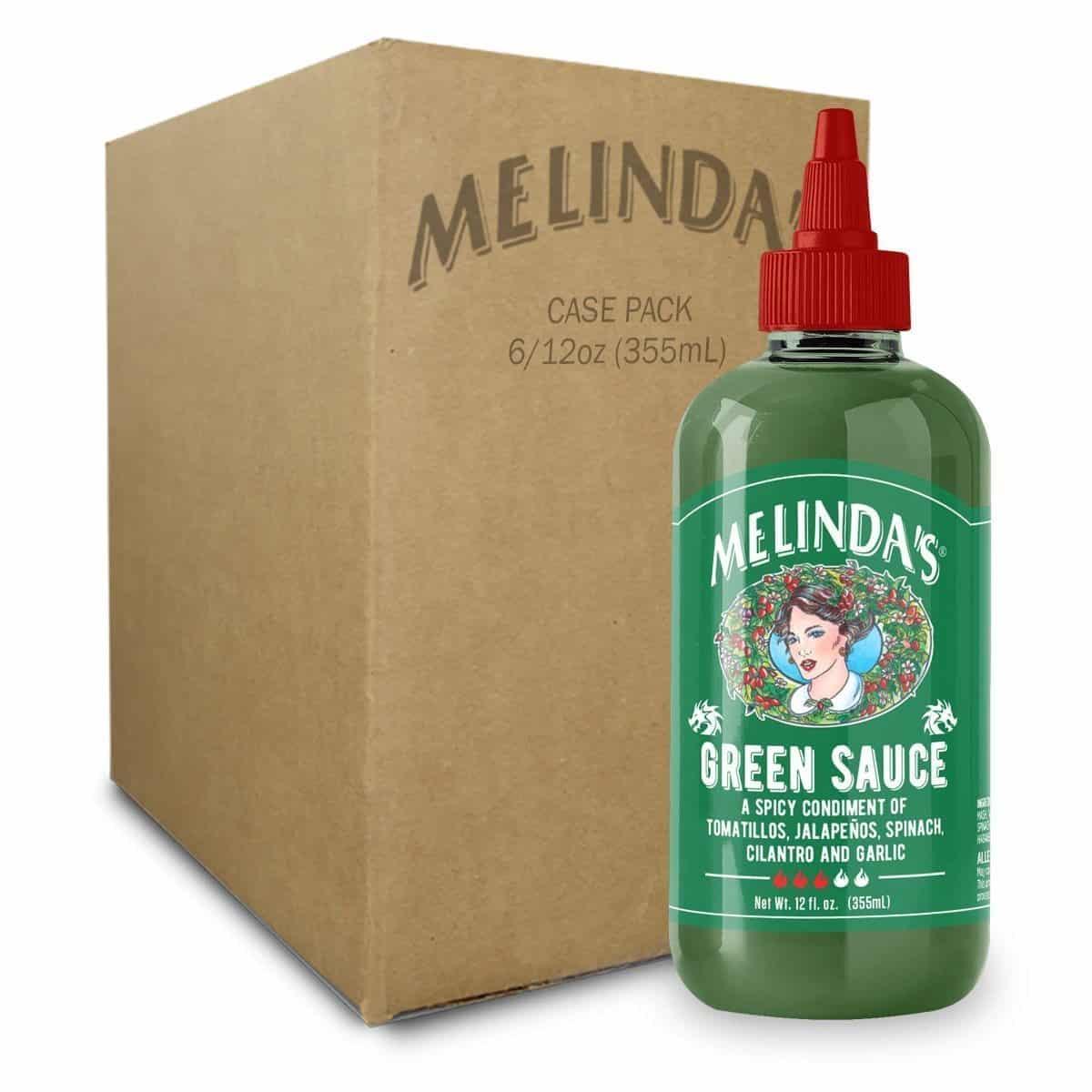 Melinda's Green Sauce (6 pk Case)