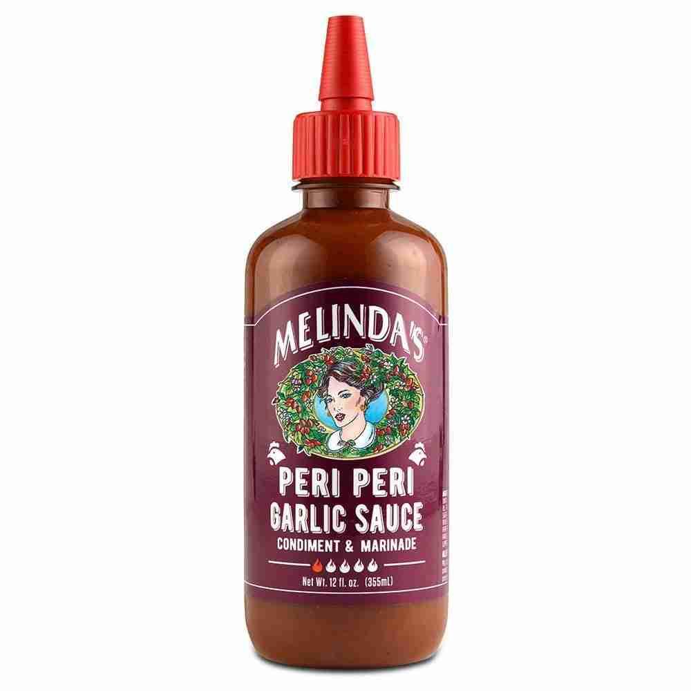 Melinda's Peri Peri Garlic Sauce